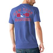 G-III Men's New York Rangers Royal T-Shirt