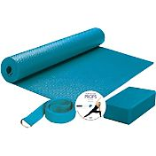 Gaiam Healing Arts Essentials Beginner Yoga Kit