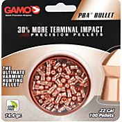Gamo PBA Bullet .22 Caliber Airgun Pellets - 100 Count