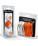 Team Golf Clemson Tigers Golf Balls And Tees