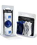 Team Golf Duke Blue Devils Golf Balls And Tees