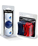 Team Golf Kansas Jayhawks NCAA Golf Balls And Tees