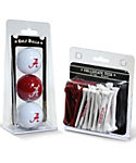 Team Golf Alabama Crimson Tide Golf Balls And Tees