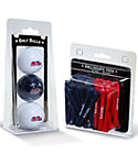 Team Golf Ole Miss Rebels NCAA Golf Balls And Tees