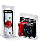 Team Golf Louisville Cardinals NCAA Golf Balls And Tees