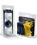 Team Golf Michigan Wolverines NCAA Golf Balls And Tees