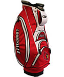 Team Golf Victory Louisville Cardinals Cart Bag