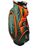 Team Golf Victory Miami Hurricanes Cart Bag