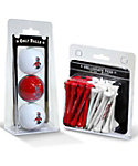 Team Golf NC State Wolfpack NCAA Golf Balls And Tees