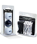 Team Golf Pitt Panthers NCAA Golf Balls And Tees