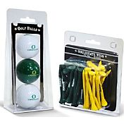 Team Golf Oregon Ducks Golf Ball and Tee Set