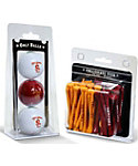 Team Golf USC Trojans NCAA Golf Balls And Tees