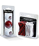 Team Golf South Carolina Gamecocks NCAA Golf Balls And Tees
