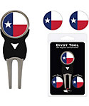 Team Golf Texas Flag Divot Tool