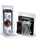 Team Golf Texas A&M Aggies NCAA Golf Balls And Tees