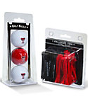 Team Golf Texas Tech Red Raiders NCAA Golf Balls And Tees