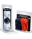 Team Golf Virginia Cavaliers NCAA Golf Balls And Tees