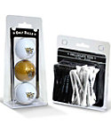 Team Golf Wake Forest Demon Deacons NCAA Golf Balls And Tees