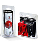 Team Golf Wisconsin Badgers NCAA Golf Balls And Tees