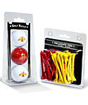 Team Golf Iowa State Cyclones NCAA Golf Balls And Tees