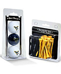 Team Golf West Virginia Mountaineers NCAA Golf Balls And Tees