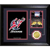 The Highland Mint Washington Wizards Desktop Photo Mint