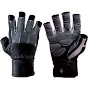 Harbinger BioForm WristWrap Gloves