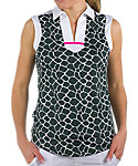 Jofit Women's Gracie Sleeveless Polo