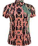 Jamie Sadock Women's Morning Star Multi Textured Polo