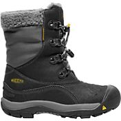 KEEN Kids' Basin 200g Waterproof Winter Boots