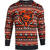 KLEW Men's Chicago Bears Aztech Ugly Sweater