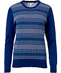 Lady Hagen Bon Voyage Collection Birdseye Stitch Sweater