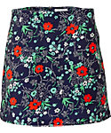 Lady Hagen Monarch Collection Floral Skort