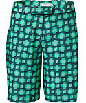 Lady Hagen Women's Monarch Collection Printed Bermuda Shorts
