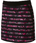 Lady Hagen Paris Collection Paisley Skort