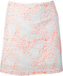 Lady Hagen Islamorada Collection Floral Embroidery Skort