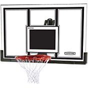 "Lifetime 54"" Backboard and Rim Combo"