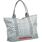 Alabama Crimson Tide Ikat Tote