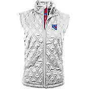 Levelwear Women's New York Rangers Morningstar Quilted Vest