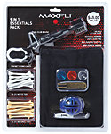 Maxfli 9 In 1 Essentials Pack