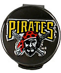 McArthur Sports Pittsburgh Pirates MLB Hat Clip And Ball Marker