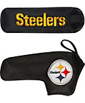 McArthur Sports Shaft Gripper Pittsburgh Steelers NFL Blade Putter Cover