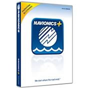Navionics PLUS Marine Charts SD Card