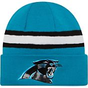New Era Men's Carolina Panthers Color Rush 2016 On-Field Knit Hat