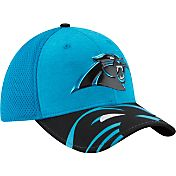 New Era Men's Carolina Panthers 2017 NFL Draft 39Thirty Adjustable Blue Hat