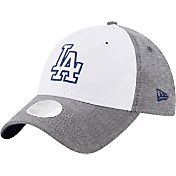 New Era Women's Los Angeles Dodgers 9Twenty Sparkle Shade White/Grey Adjustable Hat