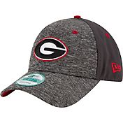 New Era Youth Georgia Bulldogs Grey The League Shadow 9Forty Adjustable Hat