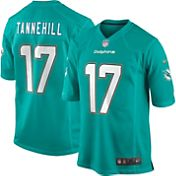 Nike Boys' Home Game Jersey Miami Dolphins Ryan Tannehill #17