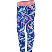 Nike Little Girls' Dri-FIT Sport Essentials All-Over Print Capris