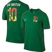Nike Men's Mexico Giovani dos Santos #10 Player T-Shirt